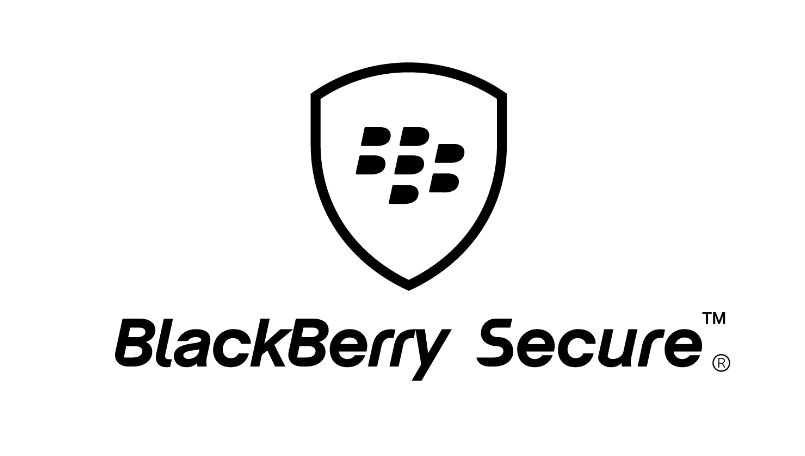 BlackBerry Secure aims to be the 'Intel Inside' of