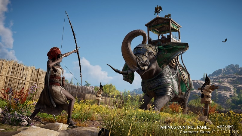 Assassins Creed Origins Is Getting Cheats For PC BGR India