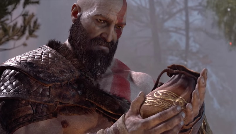 Kratos' evolution in the God of War games so far, explained by director Cory Barlog