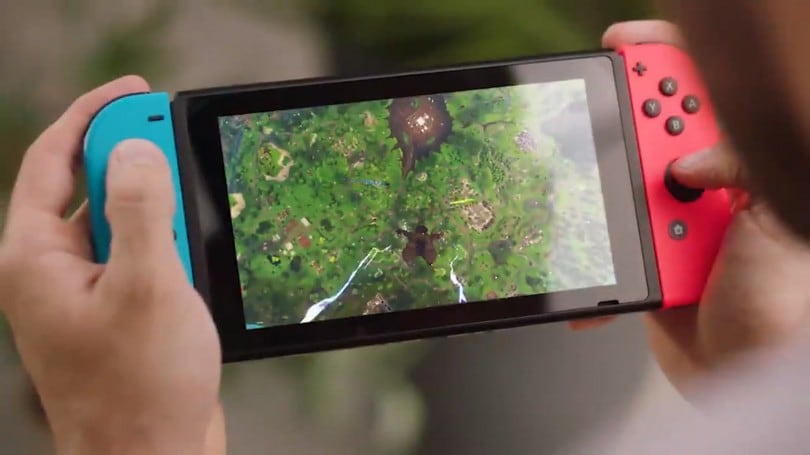 Fortnite Is Now Playable On The Nintendo Switch BGR India