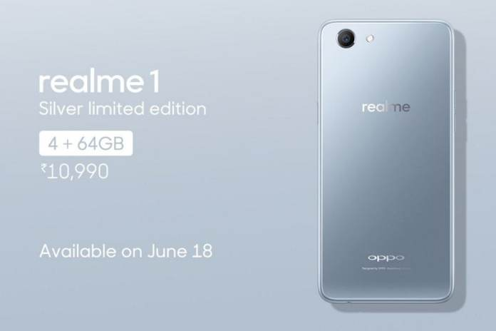 oppo-realme-1-silver-limited-edition-variant