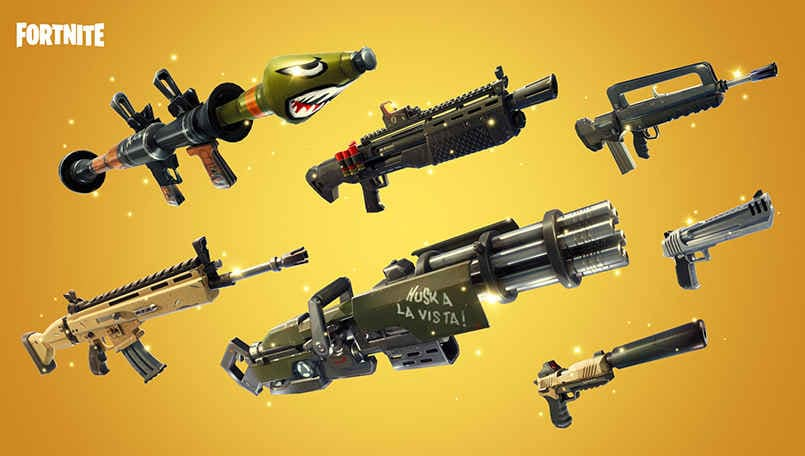 Fortnite To Introduce High Stakes Event Getaway Mode