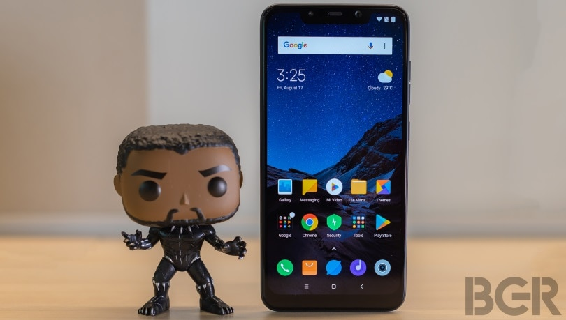 Xiaomi Poco F1 will see a Rs 5,000 discount from December 6 to 8