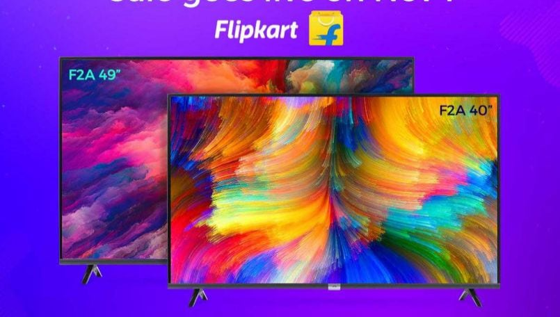 TCL's iFFALCON launches 40-inch, 49-inch Android smart TVs; prices start at Rs 19,999
