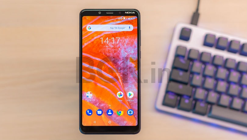 Nokia 3.1 Plus Review: Good design and battery life with dependable software