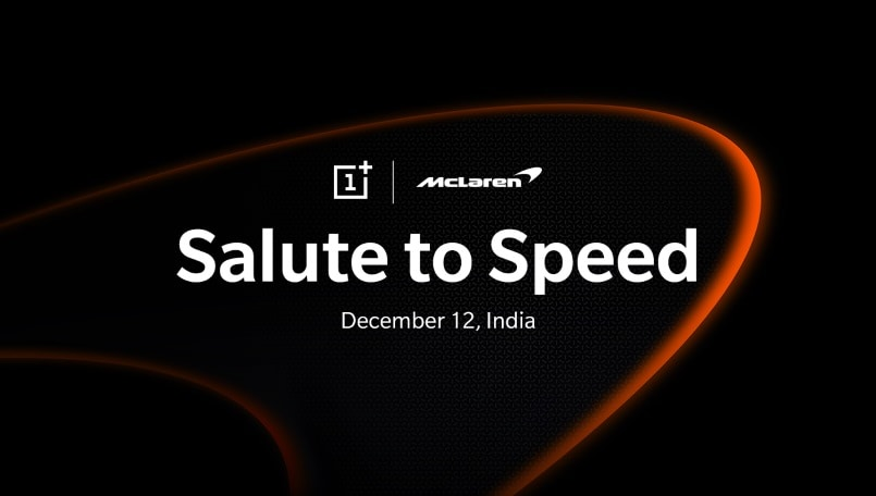 OnePlus partners McLaren: Could we see a OnePlus 6T McLaren edition on December 12?