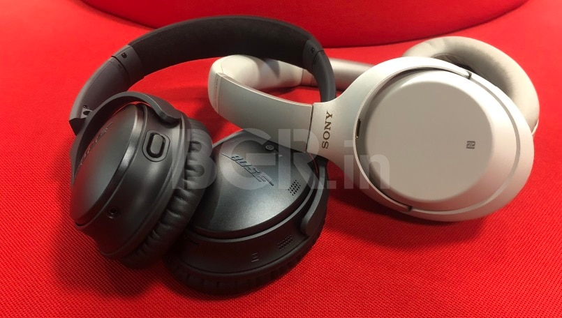Sony WH-1000XM3 vs Bose QC35ii: The two best active noise-cancellation headphones go head-to-head