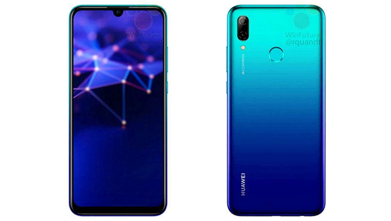 Huawei P Smart (2019) with 3GB RAM, Android Pie, spotted on Geekbench