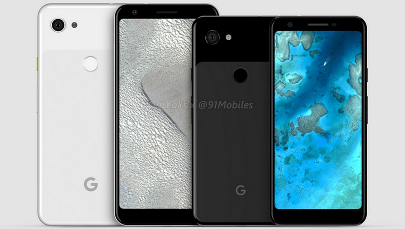 Google may launch its mid-range smartphones under Pixel 3a and Pixel 3a XL branding