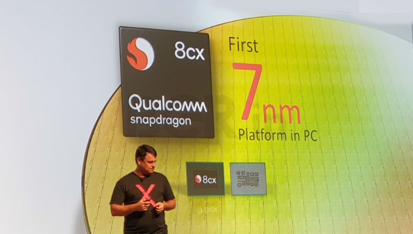 Qualcomm Snapdragon 8cx 7nm compute platform goes official for Windows 10 Always Connected PCs
