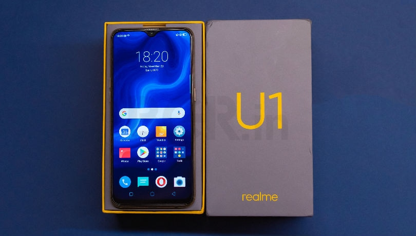Realme hits 4 million smartphones sales in 7 months