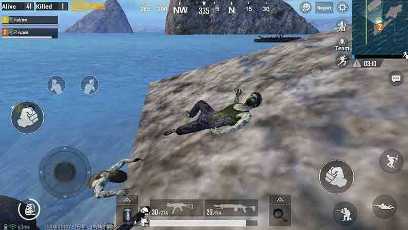 Zombies have started appearing in PUBG Mobile