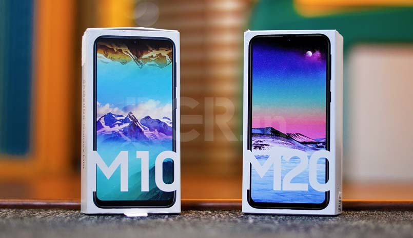 Samsung Galaxy M10, Galaxy M20 next flash sale on February 19