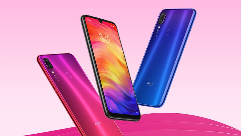 Xiaomi Redmi Note 7 comes with water-sealed ports and buttons: Lei Jun reveals
