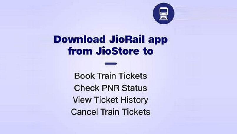 JioRail app launched for JioPhone, JioPhone 2: Book train tickets, check PNR status and more