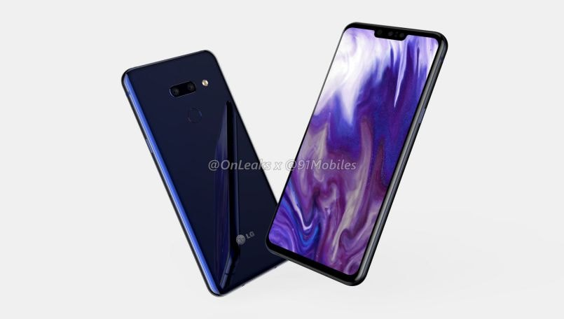 LG G8 ThinQ Price Leaked Ahead Of February 24 Unveiling At