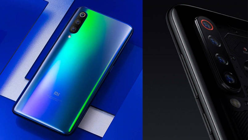 Xiaomi Mi 9 renders hint at a 3D gradient finish on the back; transparent edition to pack four cameras
