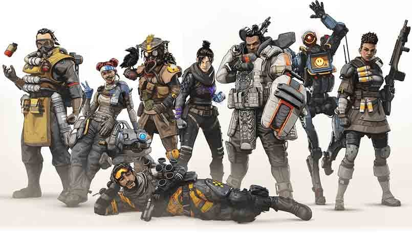 PUBG creator PlayerUnknown reacts to Apex Legends, the new battle royale on the block