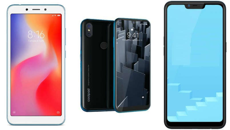 Coolpad Cool 3 vs Xiaomi Redmi 6A vs Realme C1: Specifications, prices compared