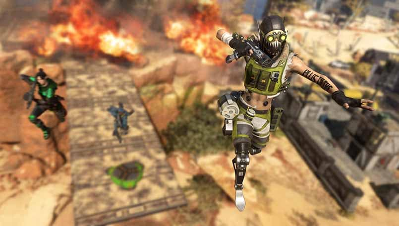 Apex Legends will get another character before the end of the first Battle Pass