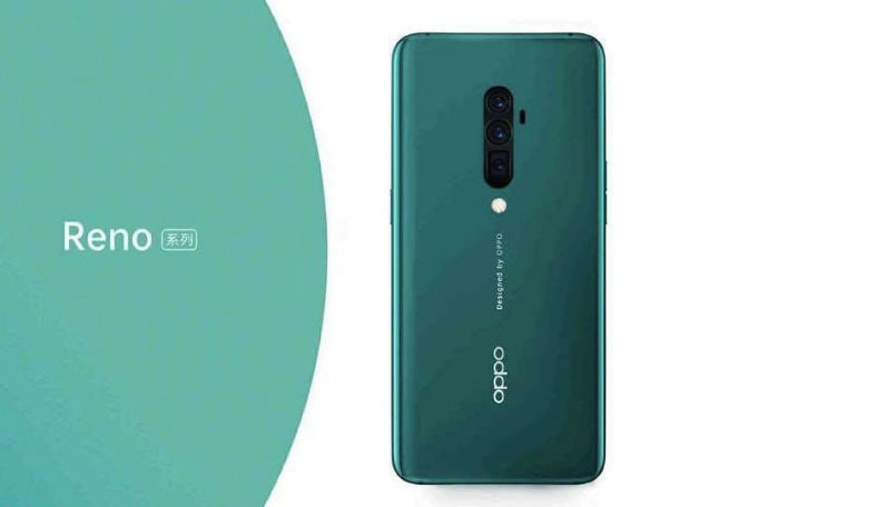 Oppo Reno teased to include copper tube liquid cooling in Snapdragon 855 variant
