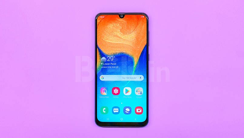 Samsung Galaxy A30 review: Modern design, excellent display