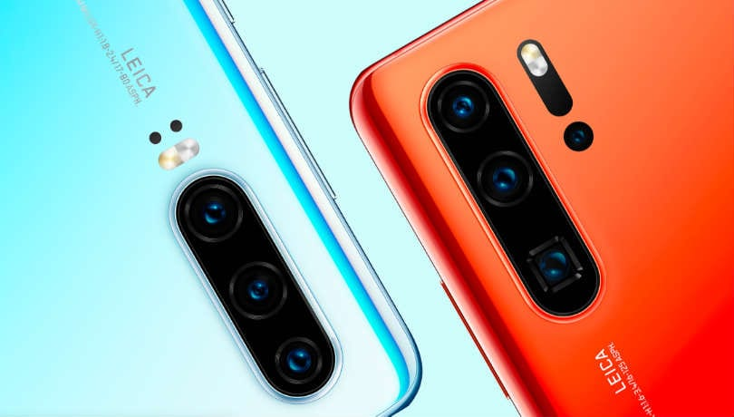 Huawei P30 with triple cameras, P30 Pro with quad cameras, launched: Price, specifications, features