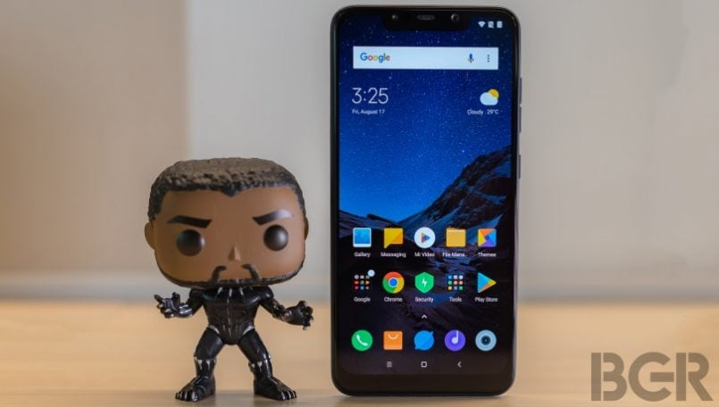 Xiaomi Poco F1 available for Rs 13,499 as part of Flipkart Big Billion Days sale