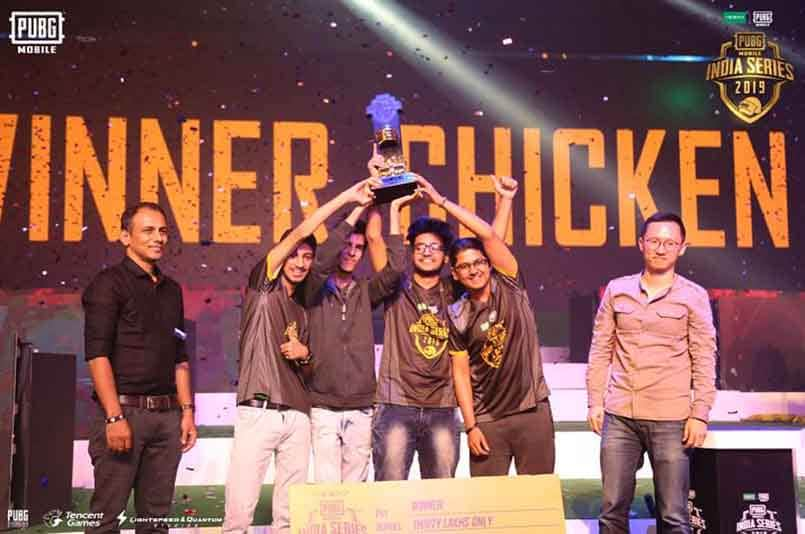 PUBG Mobile India Series crown claimed by Team 'SoUL'