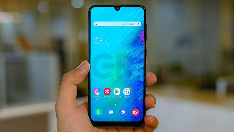 Samsung Galaxy A50's new software update brings August 2019 security patch and more