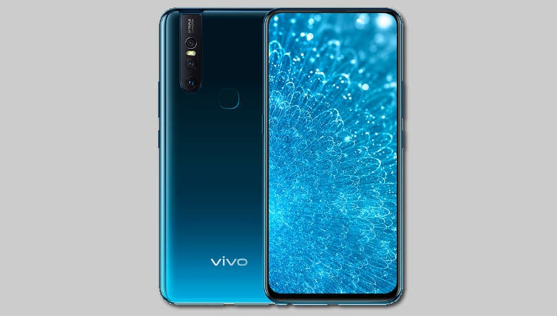 Vivo S1 with triple rear cameras, pop-up selfie snapper goes official in China: Price, specifications and features