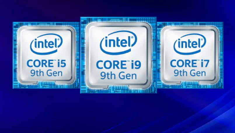 Intel 9th generation Core mobile processors launched: Up to 8 core CPUs aimed at gamers and creators