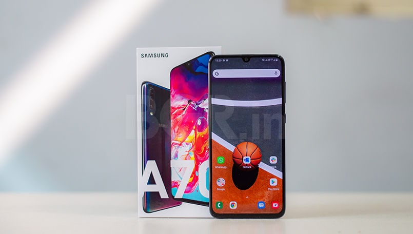 Samsung Galaxy A70 Review: Premium experience at mid-range price