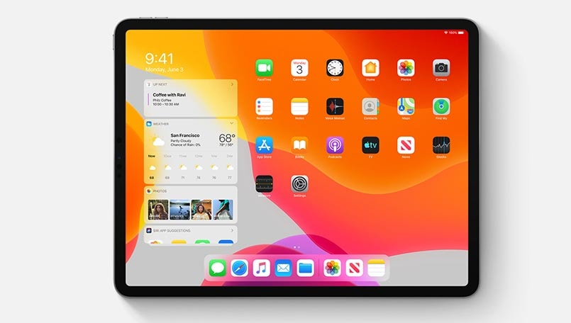 Apple reveals iPadOS for iPads; brings new home screen, mouse support, multitasking improvements and more