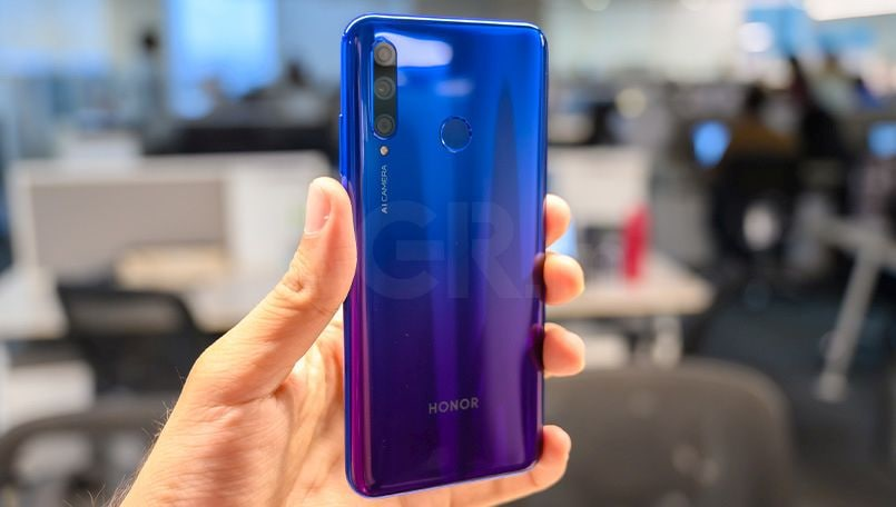 Flipkart Big Shopping Days: Honor 20 and Honor 20i offers, discounts revealed