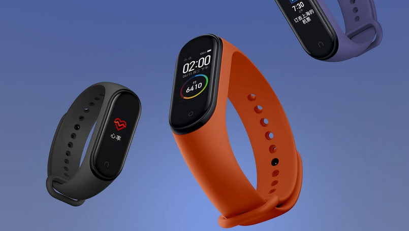 Xiaomi Mi Band 4 vs Mi Band 3: What's different