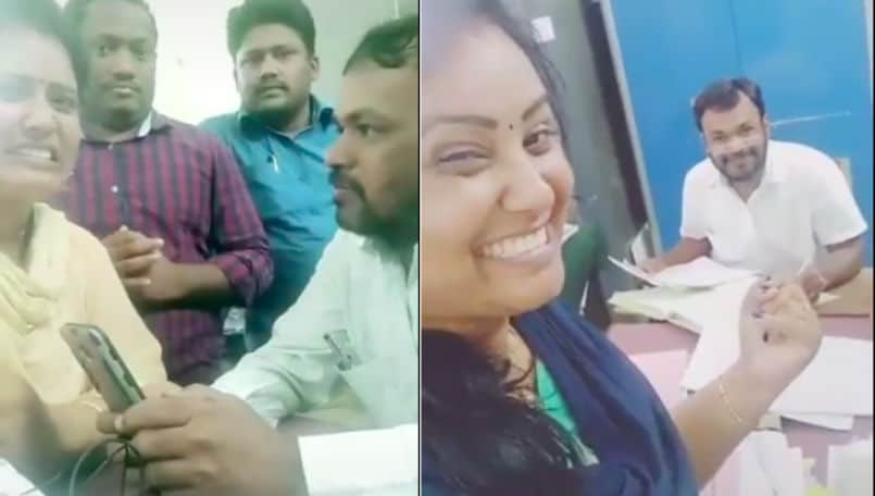 Telangana government officials face strict action after office TikTok videos go viral
