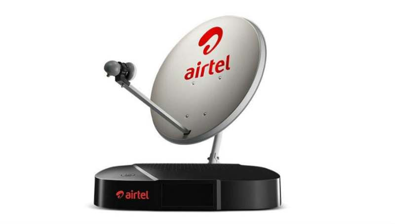 Airtel Digital TV launches 5 new monthly and yearly base packs