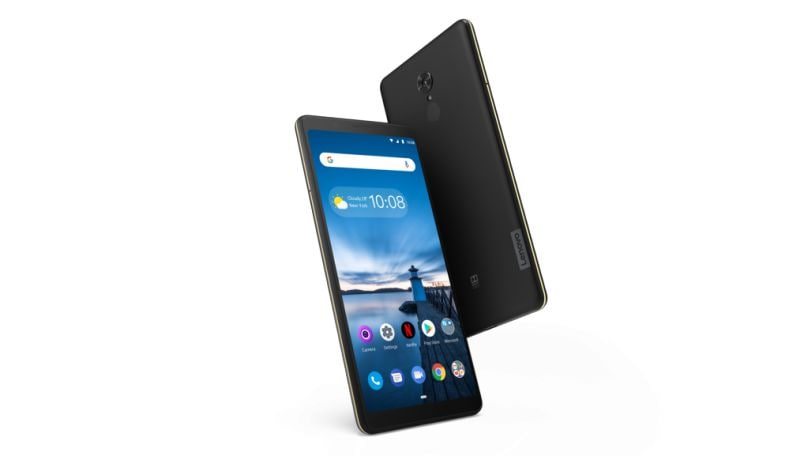 Lenovo Tab V7 with 6.9-inch display, 5180mAh battery launched in India: Price, specifications, availability