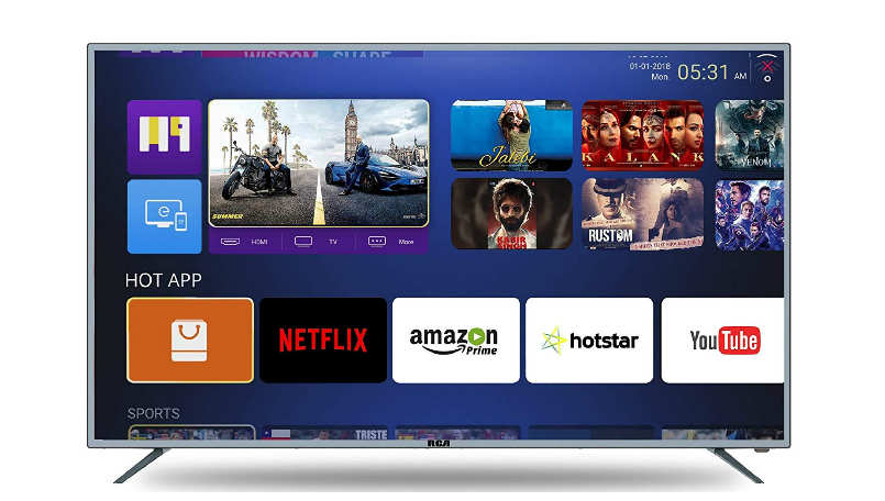 RCA smart Android TVs available with big discounts on Amazon India, price starts at Rs 18,999