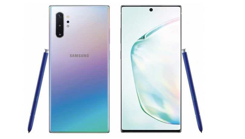 Samsung Galaxy Note 10, Samsung Galaxy Note 10 Plus, S Pen