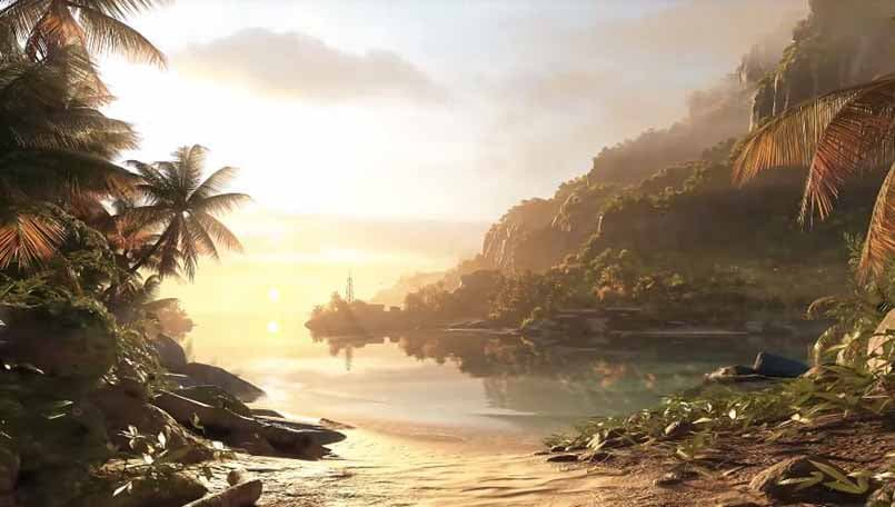 Crysis hopes rekindled with New Crytek CryEngine Tech Demo Reel
