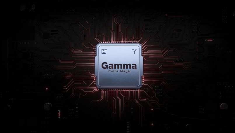 OnePlus TV to feature a dedicated Gamma Color Magic processor for 'best-in-class' image quality