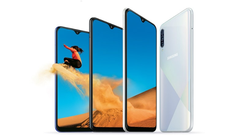Samsung Galaxy A50s, Galaxy A30s launched in India: Price, offers, specifications, features