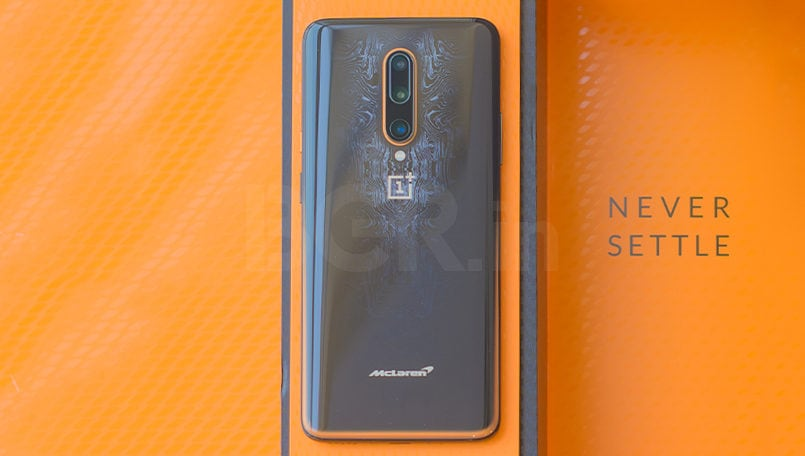 OnePlus 8T McLaren Edition may not happen this year; no longer listed as Formula 1 partner