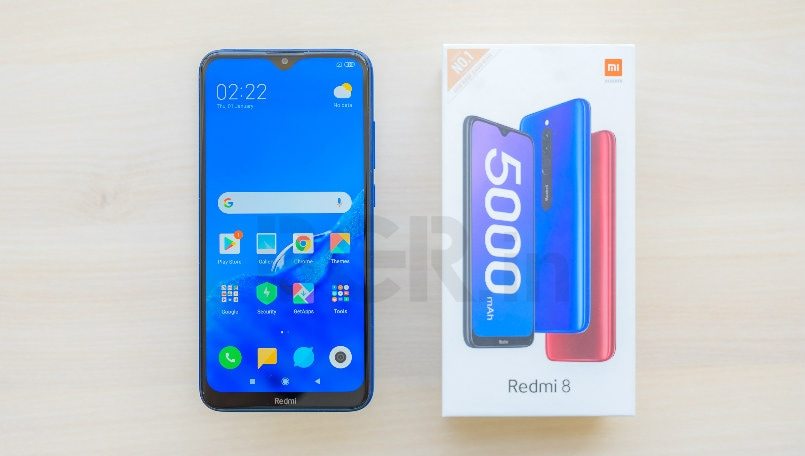 Xiaomi Redmi 8 first impressions: Beautiful Aura Mirror design, big battery and more