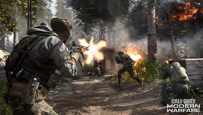 Call of Duty: Modern Warfare Review: More than a match for its namesake