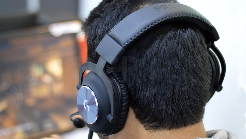 Logitech G Pro Gaming Headset Review: No nonsense about these
