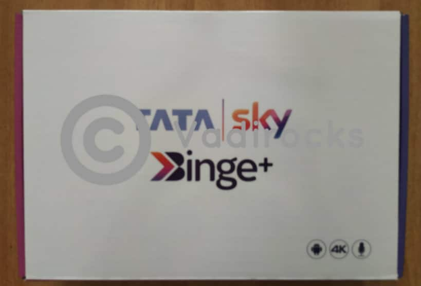 Tata Sky Binge+ leaked hands-on photos offer a glimpse at set-top-box design, connectivity options