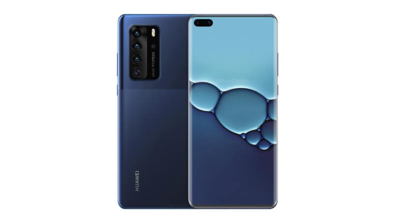 Huawei P40 Pro may feature a dual prism zoom camera, Sony-made 52-megapixel sensor